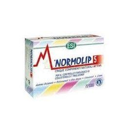 ESI NORMOLIP 5 30 CAPS