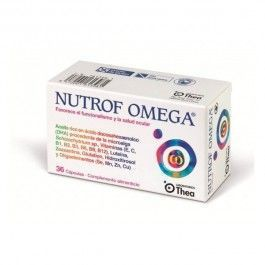 THEA NUTROF OMEGA 60 CAPS