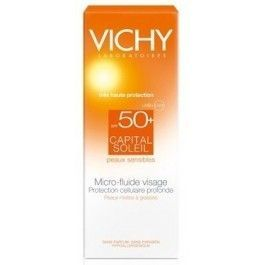 VICHY SOLAR SPF50+ CREMA TACTO SECO 50 ML