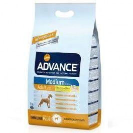 AFFINITY ADVANCE MINI ADULTO 1- 10 KG ( RICO EN POLLO Y ARROZ) SACO DE 3KG