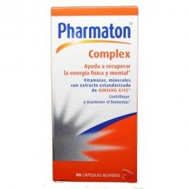 SANOFI PHARMATON COMPLEX 100 COMPRIMIDOS