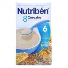 NUTRIBEN 8 CEREALES 300 G