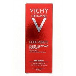 VICHY HOMBRE FLUIDO HIDRATANTE PURIFICANTE CODE P 50 ML