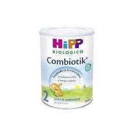 HIPP LECHE DE CONTINUACION COMBIOTIK-2 800 G
