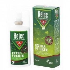 OMEGA RELEC EXTRA FUERTE SPRAY REPELENTE 75 ML