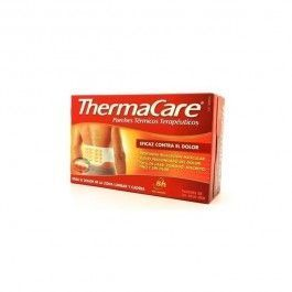PFIZER THERMACARE ZONA LUMBAR Y CADERA PARCHES TERMICOS 4 PARCHES