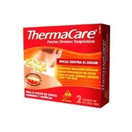 PFIZER THERMACARE CUELLO HOMBROS Y MUÑECAS PARCHES TERM 6 PARCHES