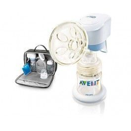 AVENT SACALECHE ELECTRONICO ISIS NATURAL