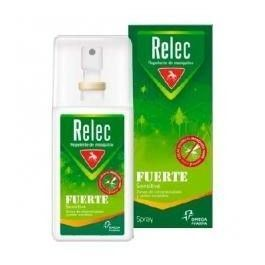 OMEGA RELEC FUERTE SENSITIVE SPRAY REPELENTE MOSQUITOS 75 ML
