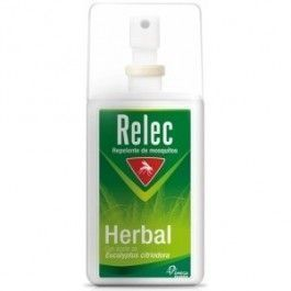 OMEGA RELEC HERBAL SPRAY REPELENTE 75 ML