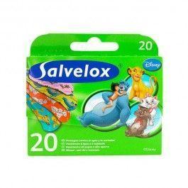 SALVELOX APOSITO ADHESIVO DISNEY SURTIDOS 20 U