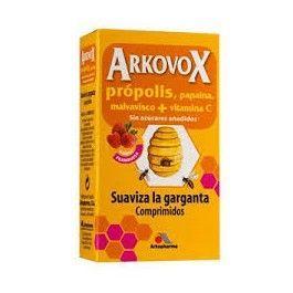 ARKOVOX PROPOLIS SABOR FRAMBUESA 24 COMPR