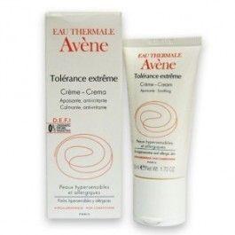 AVENE TOLERANCE EXTREME HIDRATANTE Y CALMANTE EMULSION 50 ML