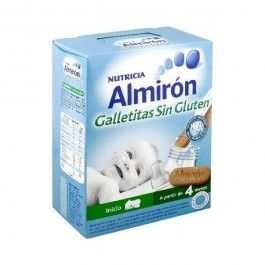 ALMIRON ADVANCE GALLETITAS PACK SIN GLUTEN 250 G