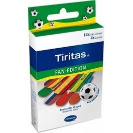 HARTMAN TIRITAS PLASTIC BRAZIL APOSITO ADHESIVO 20 U 2 TAMAÑOS (14+4)