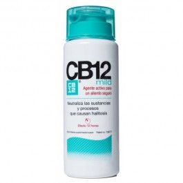 CB12 MILD ENJUAGUE BUCAL BUEN ALIENTO 250 ML