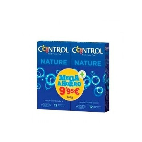 CONTROL NATURE 2X12UD DUPLO