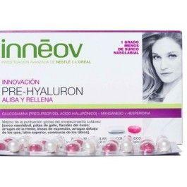 INNEOV PRE-HYALURON COMPLEX ALISA Y RELLENA 30 CAPS + 30 COMP