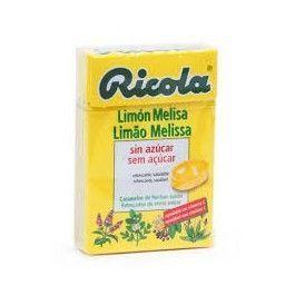 DIAFARM RICOLA CARAMELOS LIMON-MELISA 50 G