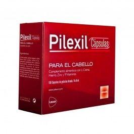 LACER PILEXIL COMPL. CABELLO 100 CAPS