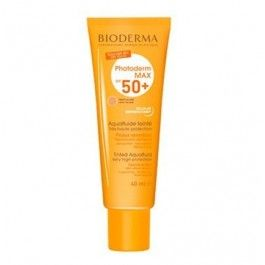 BIODERMA PHOTODERM SPF 50+ AQUAFLUIDO 40 ML TONO DORADO
