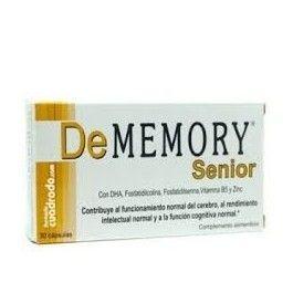 ESENLUC DE MEMORY SENIOR 30 CAPS