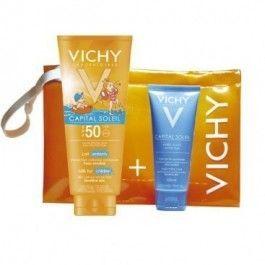 VICHY SOLAR SPF50+ LECHE CUERPO 300 ML
