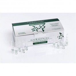 GERMINAL ACCION PROFUNDA ACIDO HIALURONICO 1 ML 30 AMPOLLAS ( CAJA VERDE )