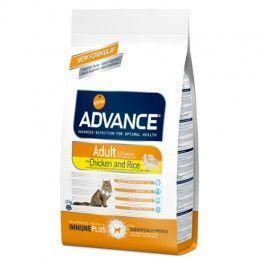 AFFINITY ADVANCE GATOS ADULTO 1 - 10 AÑOS ( POLLO Y ARROZ) 400 G