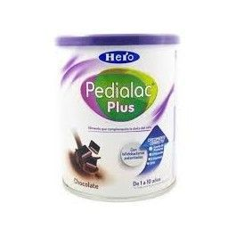 HERO BABY PEDIALAC PLUS CHOCOLATE 400G