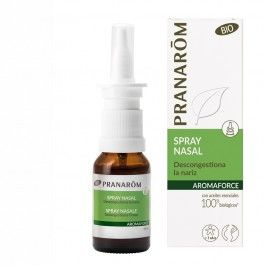 PRANAROM AROMAFORCE SPRAY NASAL BIO 15 ML