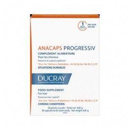 DUCRAY ANACAPS PROGRESIV 30 CAPS