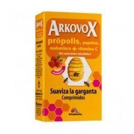 ARKOVOX DOLOR DE GARGANTA 20 CMP