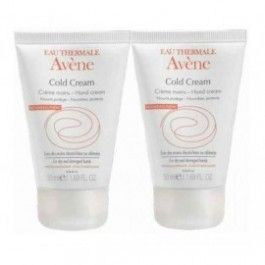 AVENE PACK COLD CREAM CREMA DE MANOS CONCENTRADA DUO 2 X 50 ML