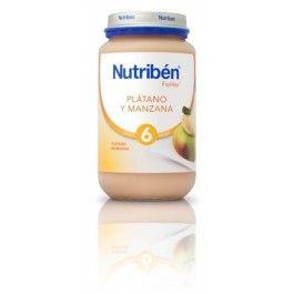 NUTRIBEN POTITO MANZANA Y PLATANO 235 G