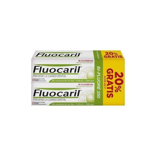 PROCTER FLUOCARIL DUPLO 2X125 ML