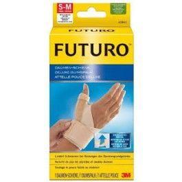 FUTURO MUÑEQUERA FERULA FUTURO REV S