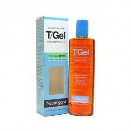NEUTROGENA T-GEL CHAMPU ANTICASPA CABELLO NORMAL Y GRASO 2X250ML DUPLO