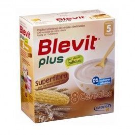 ORDESA BLEVIT PLUS SUPERFIBRA 8 CEREALES 700 G