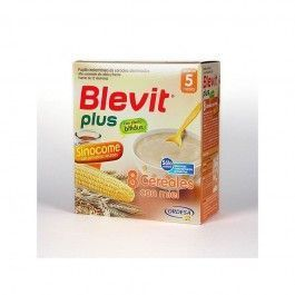 ORDESA BLEVIT PLUS 8 CEREALES CON MIEL 700 G