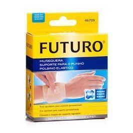 FUTURO MUÑEQUERA VELCRO T- UNICA