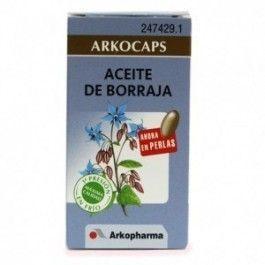 ARKOCAPSULAS ACEITE DE BORRAJA 5O CAPS