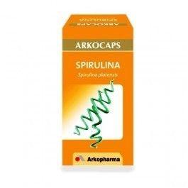 ARKOCAPSULAS SPIRULINA 50 CAPS