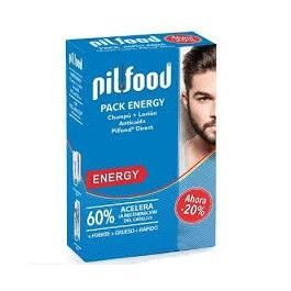 SERRA PILFOOD PACK ENERGY LOCION 125 ML + CHAMPU ANTICA 200 ML