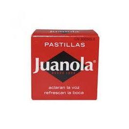 ANGELINI JUANOLA PASTILLA ROJA PEQUEÑA 5,4 G