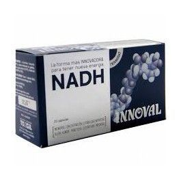 TONGIL NADH INNOVAL 20 CAPSULAS