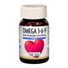 TONGIL OMEGA 3-6-9 60 PERLAS