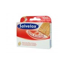 SALVELOX TIRAS ADHESIVAS TEXTIL 1MX6CM