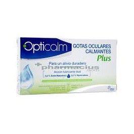 OMEGA OPTICALM PLUS GOTAS OCULARES MONODOSIS 10