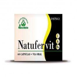 EL NATURALISTA NATUFERVIT 60 CAPS